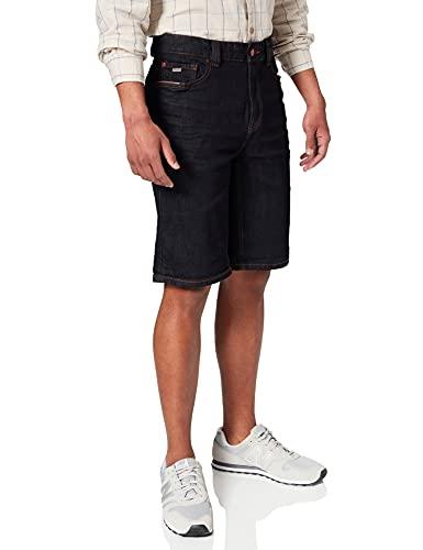 Springfield Bermuda Denim Reg Rinse Pantalones Cortos para Hombre