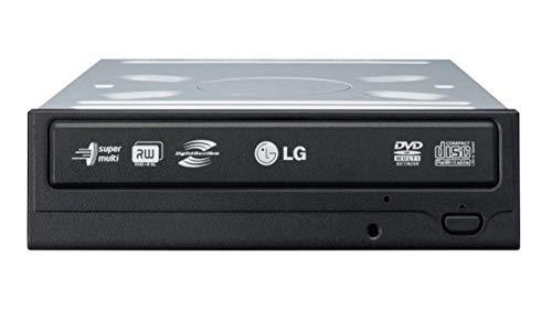 Hersteller: Markenlos SATA DVD Brenner DVD±RW mindest.16x Schreibgeschwindigkeit in Schwarz