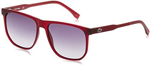 Lacoste L922S Occhiali da Sole, Red, 57 Unisex-Adulto