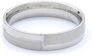 Breuning Matte & Shiny Finish 600 Wedding Ring [BR4126]