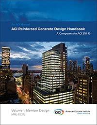 MNL-17(21): ACI Reinforced Concrete Design Handbook, Volume 1 & Volume 2