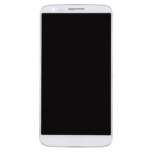 YICHAOYA Screen Replacement for LG Optimus G2 / LS980 / VS980(Black), Repair Broken Screen,LCD Display + Touch Panel with Frame (Color : White)