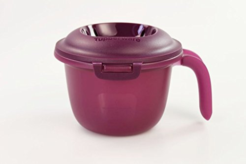 TUPPERWARE Mikrowelle Junior-Reis-Meister 550 ml lila Reiswunder Single Teufel