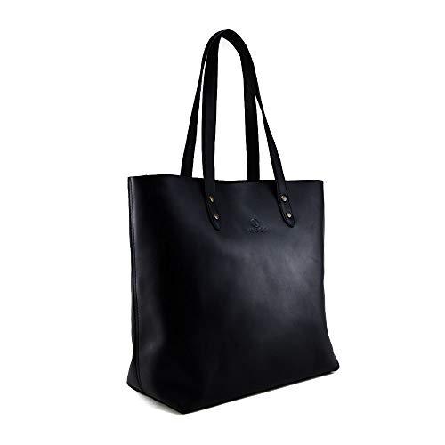 bolsas de charol negras fabricante WOGE