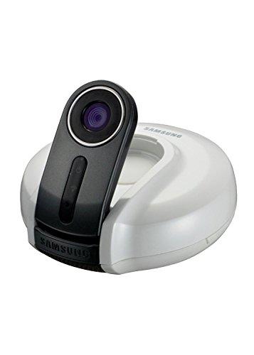 Samsung SNH-1010W/EX - Cámara de vigilancia de 0.3 MP, Blanco