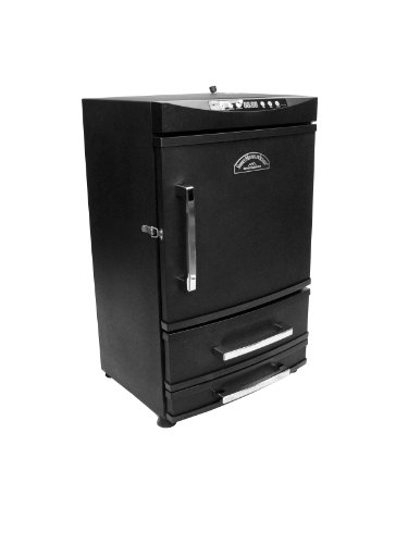 Landmann USA 32910 Smoky Mountain Vertical Electric Smoker, 32-Inch