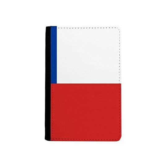 beatChong Chile Nationalflagge Südamerika Land-Pass-Halter Travel Wallet Abdeckungs-Fall Karten-Geldbeutel