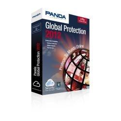 Panda Global Protect 2012 3 licencias Renovación
