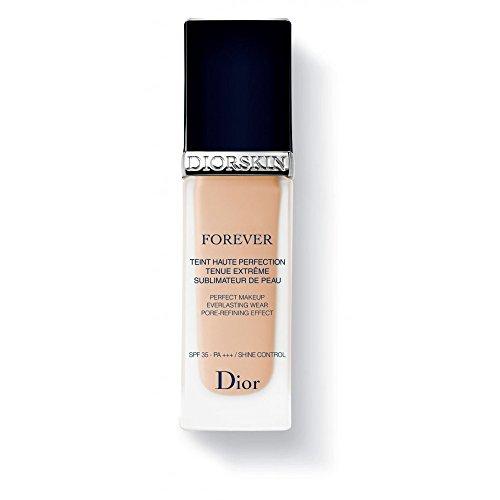 DIOR Gesicht Foundation Diorskin Forever Fluid Nr. 025 Soft Beige 30 ml