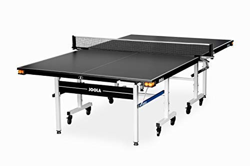 JOOLA Noctis 19mm Table Tennis Table with Net Set, Ball Holders and...