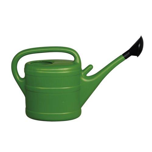 Gießkanne Inhalt 1 Liter aus Kunststoff, Farbe:grün