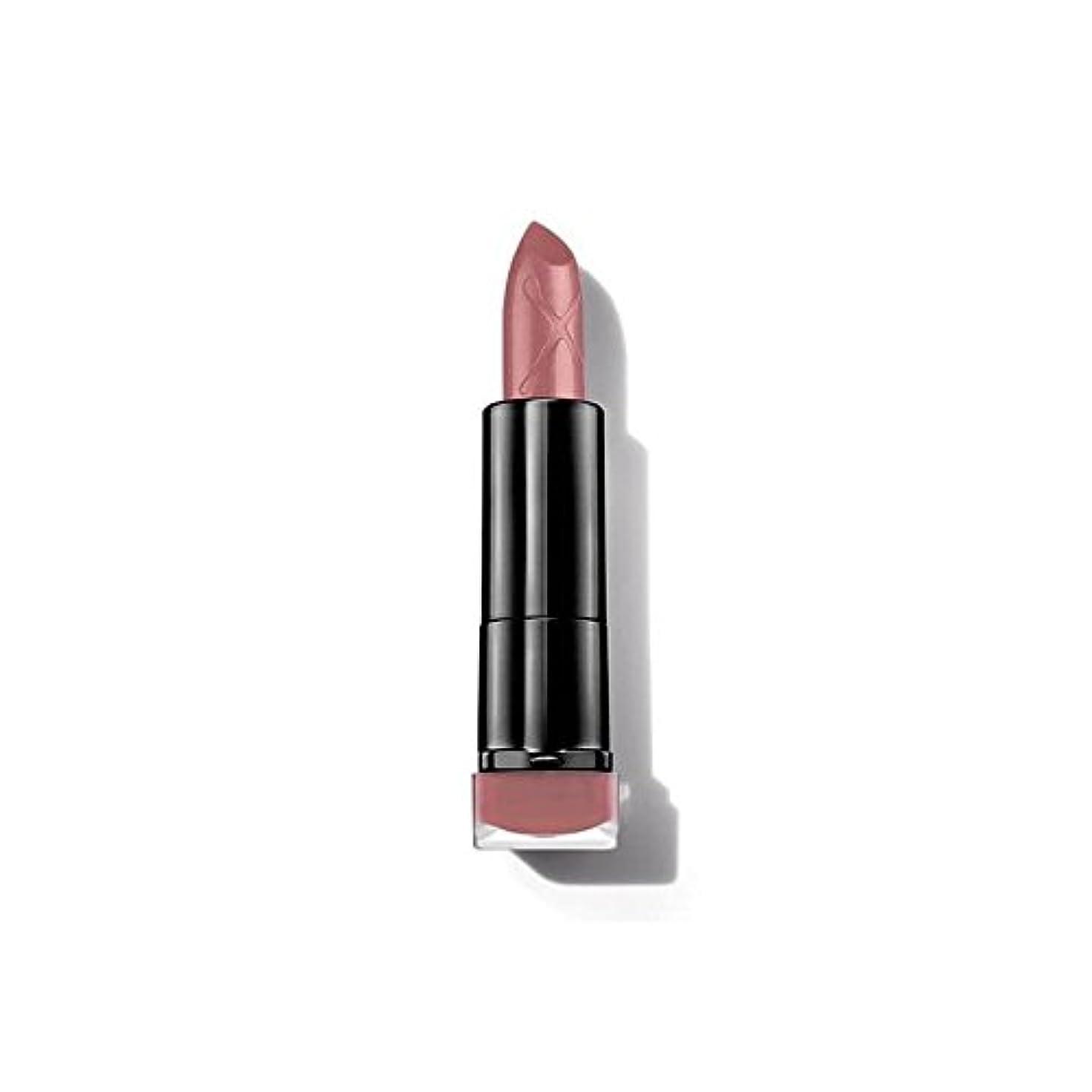 四半期心のこもった怒り05ヌードマックスファクターカラーエリキシルマット弾丸口紅 x2 - Max Factor Colour Elixir Matte Bullet Lipstick Nude 05 (Pack of 2) [並行輸入品]