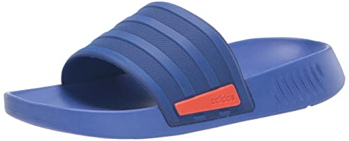 adidas Unisex Racer TR Slide Sandal, Team Royal Blue/Team Royal...