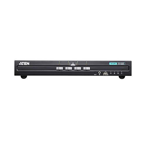 Aten CS1184D-AT-E 4-Port USB DVI Secure KVM Switch