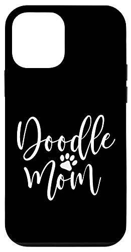 iPhone 12 mini Doodle Mom Gifts Goldendoodle Labradoodle Breeder Rescue Case