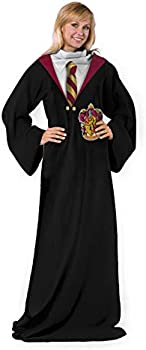 Harry Potter Comfy Throw Blanket with Sleeves