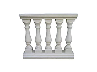 balaustre monobloque A 5Columnas de cemento No Piedra art-0926