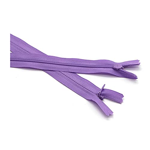 Cremalleras de chaquetas de cremalleras de nylon bobina, cremallera gruesa, 5pcs / lot Multi Colors Nylon Thole Ring Zippers Bricolaje Prendas de costura de costura Accesorios de artesos Materiales C3