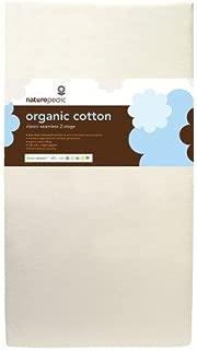 Naturepedic Organic Cotton Crib Mattress- Classic 150 2-Stage