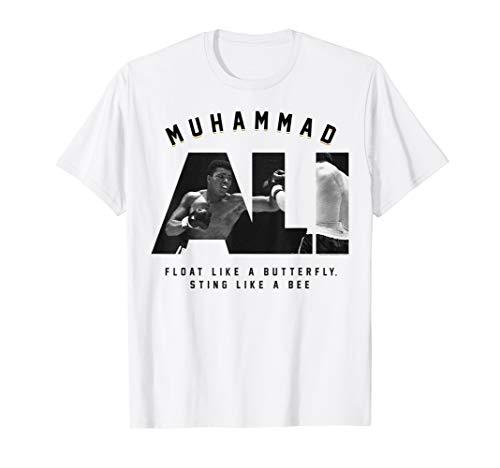 Muhammad Ali Sting like a Bee T-shirt