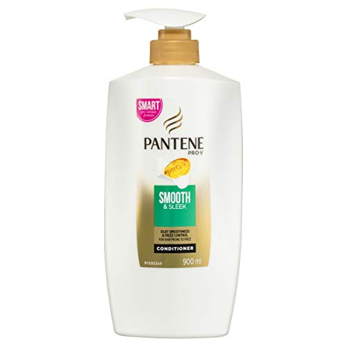 Pantene Pro-V Smoothing Sleek Conditioner: For Frizzy Hair 900ml