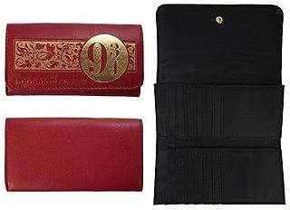 Harry Potter The Hogwarts Express 9 3/4 Flap Fold Wallet