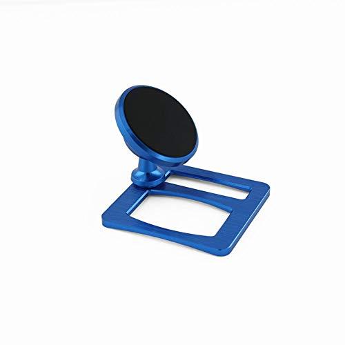 USNASLM Soporte para teléfono móvil de coche, para BMW Serie 5 F10 F11 coche 360 grados de ventilación magnético soporte GPS 518i 520i 525i montaje de salida de aire