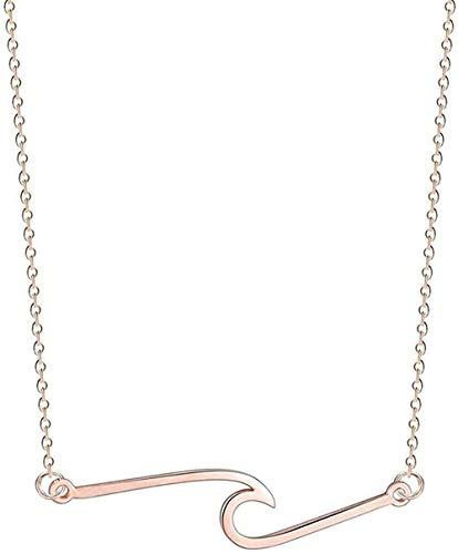 Ahuyongqing Co.,ltd Collar Collar Mujer Collar Colgantes joyería Femenina niñas Collares Vintage Regalo
