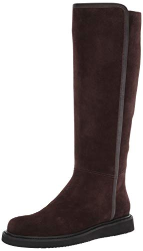 Aquatalia by Marvin K. womens Ciara Suede Boot, Espresso, 7.5 M US