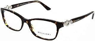 Bvlgari Glasses Frame, for Women, Acetate, Brown, 1013566
