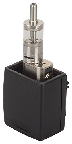 Wicked Chili KFZ universal Lüftungshalterung für e-Zigaretten (Made in Germany) Autohalterung für E-Dampfer, Vaporizer, Lüfter Halterung E-Zigarettenhalter - schwarz