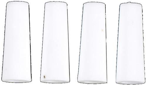Carmax Strahldüsen x 16 Keramikdüsen für Sandstrahlgerät 19L / 38L und 76L Druckluft Sandstrahler 16 Düsen