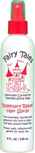 Fairy Tales Rosemary Repel Hair Spray, 8 oz (Pack of 2)