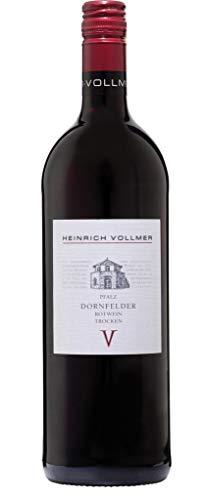 Heinrich Vollmer Dornfelder Trocken (1,0l) 2017 (1 x 1 l)