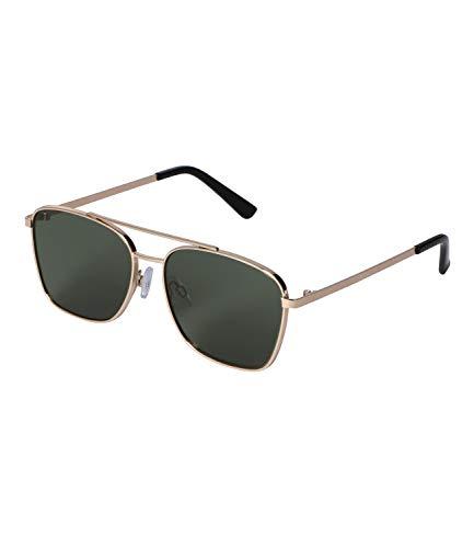 SIX Gafas de sol unisex con diseño de aviador con lentes de categoría 3 y filtros UV400 (326-328)