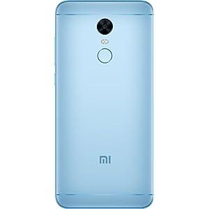 """Xiaomi Redmi 5 - Smartphone de 5.7"""" HD+ (14 nm Snapdragon octa-core, 16 GB, 12 MP, Android 7.0) color azul [versión española]"""