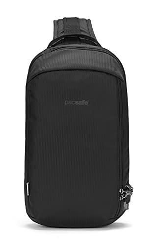 Pacsafe Vibe 325 ECONYL Umhängetasche Black 2021 Rucksack