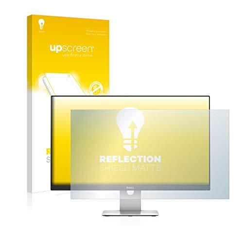 upscreen Entspiegelungs-Schutzfolie kompatibel mit Dell P2418HT – Anti-Reflex Bildschirmschutz-Folie Matt