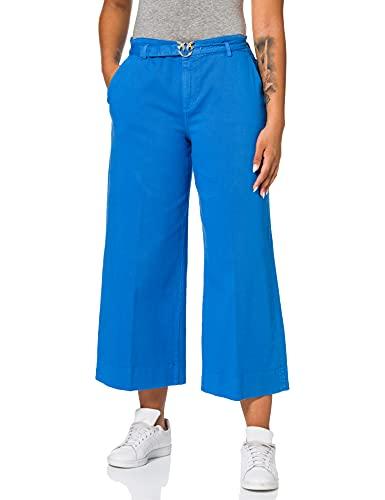 PINKO Damen Peggy 5 Jeans, G32_Imperial Blau, 34