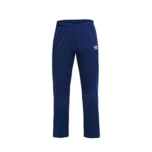 Umbro Loyal Pantalones, Hombre, Azul Marino Oscuro, S