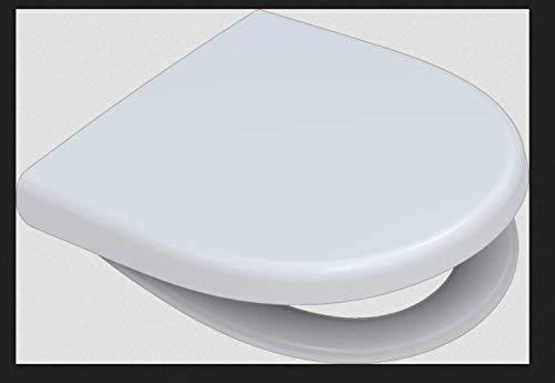 Pagette Kadett 300 S WC-Sitz weiss, mit Absenkautomatik, 791884002, passend zu Keramag 4U/iCon und Renova Nr. 1 Neu