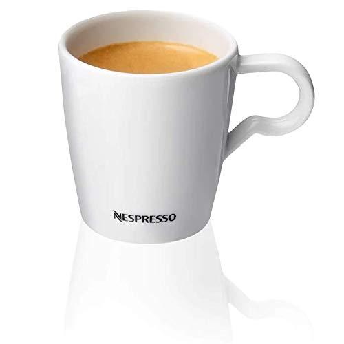 12 Tasses Nespresso porcelaine 70ml