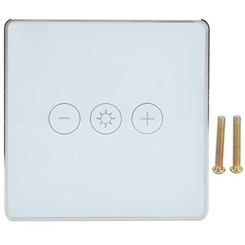 needlid Interruptor de Pared, Control de Aplicaciones de teléfono Interruptor de luz práctico Control Remoto WiFi para hogares u oficinas para Trabajadores