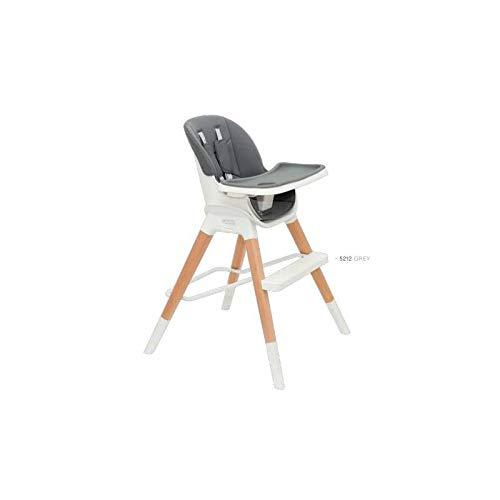 Olmitos Chaise haute multifonction en bois Unisexe