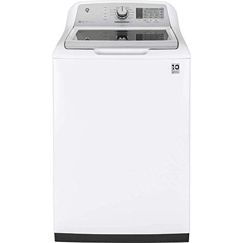 GE GTW720BSNWS 4.8 Cu.Ft. White Top Load Electric Washer