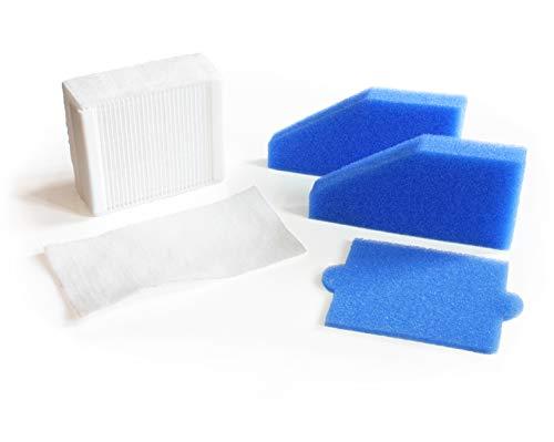 MI:KA:FI Set de filtre | pour aspirateur Thomas Aqua+ | Pet & Family + Allergy & Family + Multi Clean X8 Parquet + Multi Clean X10 Parquet + Anti Allergy + Multi Clean X7 | comme 787241