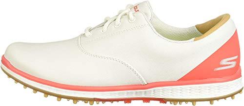 Skechers Zapatillas Deportivas para Mujer 14866-WCRL_38, Color Blanco, UE