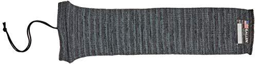 Knit Handgun Gun Sock, Size 14, Silicone Treated Handgun Sock, Fits Most Handguns