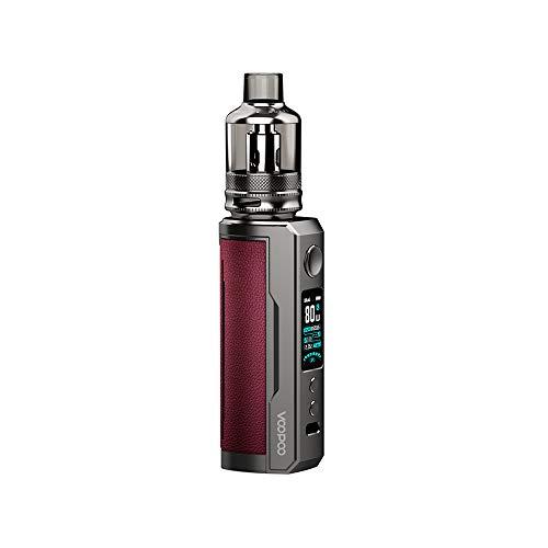 Voopoo Drag X Plus 100W Vape Kit - Batteria non Inclusa (senza nicotina) (Marsala)