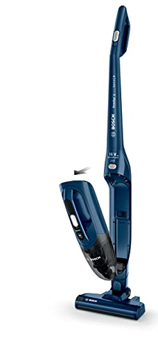 Bosch Readyy'y Serie 2 BCHF216GB ProClean 2in1 16V Cordless Vacuum Cleaner, 40 minutes runtime – Night Blue